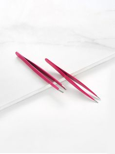 To find out about the Slant & Tip Eyebrow Tweezers Set at SHEIN, part of our latest Makeup Tools ready to shop online today! Makeup Tools, Makeup Brushes, Eye Makeup, Buy Makeup Online, Tumblr Face, Lash Tint, Makeup Brush Cleaner, Latest Makeup, Makes You Beautiful