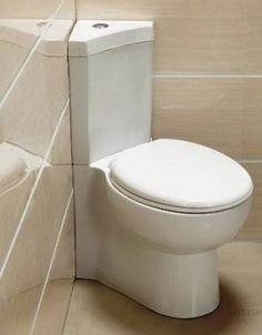 Image Result For Bathroom Corner Toilet