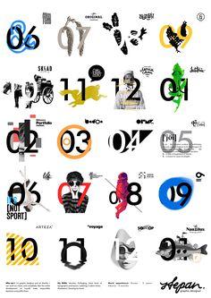 Logo poster (2015-2017) on Behance