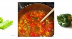 Recept: gezonde & gevulde groentesoep