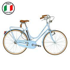 Italian AND Blue! Lombardo Bike