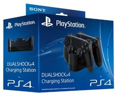 Sony PlayStation DualShock 4 Charging Station PS4 >>> You can find out more details at the link of the image.Note:It is affiliate link to Amazon.