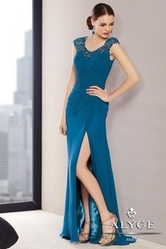 Mother of the Bride | Jean de Lys Dress Style #29707 | Fall 2014