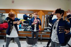 I THOUGHT SUNGJAE WAS INNOCENT! ILHOON BUT THAT GUN AWAY!! XD