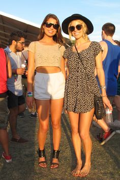 If only we could wear music festival attire all year-round.