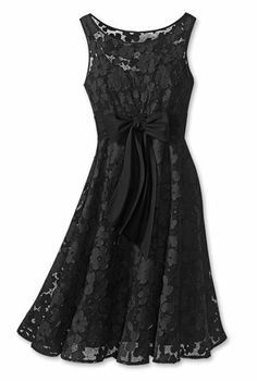 "I want this for my ""lil black dress"""