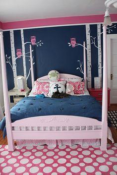 adorable for little girl's room.