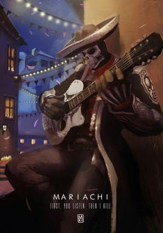 15 Best overwatch reaper mariachi images in 2018 | Overwatch reaper
