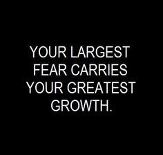 Inspirational And Motivational Quotes :on fear - Quotes Daily All Quotes, Quotable Quotes, Quotes To Live By, Motivational Quotes, Life Quotes, Inspirational Quotes, Quotes On Fear, Overcoming Fear Quotes, Motivational Speakers