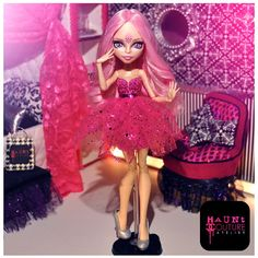 Pictures of monster high viperine gorgon dress