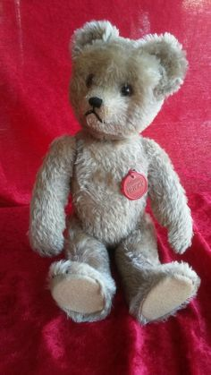 Schuco TRICKY  / Yes and No Bear / 33 cm /voice / US Zone Germany