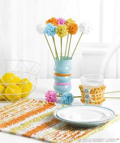 1603 best diy home decor images on pinterest diy ideas for home take a simple kids craft to diy your way to unique kitchen decor solutioingenieria Image collections