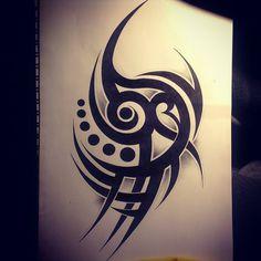 tribal face arm band tattoo set ink. Black Bedroom Furniture Sets. Home Design Ideas