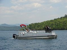 Lake Jocassee--the popular recreation area is surrounded by mountains and waterfalls.  Lake Jocassee has crystal clear water and huge depths. It is a perfect lake for boating, skiing, fishing, and any other water activities you can imagine.  Find more things to do in area at UpcountrySC.com