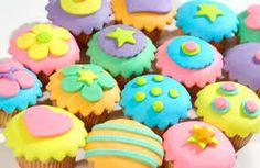 cupcakes fondant - Google zoeken