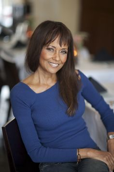 Can you believe she's 64yrs old! And credits her youthful look to healty eating/living (raw foodist for 30yrs)! I have to look into this holistic living thing! But not ready to be a raw foodist...yet!  http://www.karynraw.com/