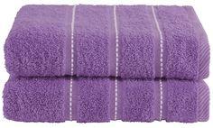 Ansprechende Handtücher »Cosmo« der Marke my home in weicher Walkfrotteequalität. Tolle Handtücher in angesagten Farben erhalten durch die schlichte Streifenbordüre eine tolle Note und verschönern Ihr Badezimmer in schöner Art und Weise. Der weiche, anschmiegsame Stoff aus 100% Baumwolle (mit dem Kauf unterstützen Sie den nachhaltigen Baumwollanbau von Cotton made in Africa) ist sehr hautfreund...