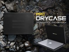 PRO DRYCASE - THE ULTIMATE LAPTOP CASE project video thumbnail