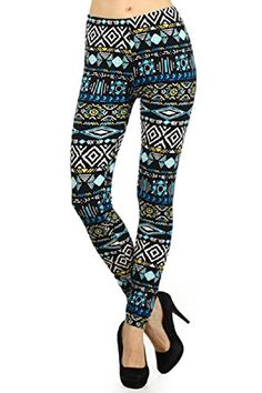 Womens New Sexy Abstract Painted Fashion Leggings  Free Expedited Shipping * Check out this .