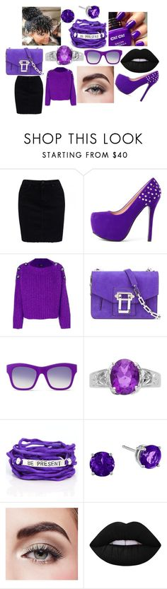"""""""#9"""" by astrangeevent ❤ liked on Polyvore featuring Isabel Marant, Proenza Schouler, STELLA McCARTNEY, Blooming Lotus Jewelry, Avon and Lime Crime"""