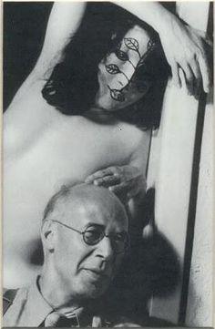 Anaïs Nin and Henry Miller More At FOSTERGINGER @ Pinterest