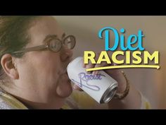 Do you think it's only fair that there be a White History Month? Then we've got the soda for you! Try Diet Racism! - YouTube