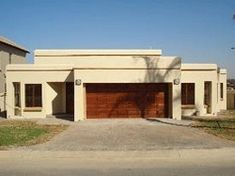Flat roof  In south africa and South africa on Pinterestsingle storey flat roof house plans in south africa   Google Search