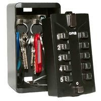 When several people need access to the same key, a great way of securely allowing this to happen is to house keys in a key safe. They can be mounted on a wall and are opened with a number combination lock. Uk Online Shopping Sites, Number Combinations, Key Cabinet, Key Safe, Key Storage, House Keys, Combination Locks, Landline Phone, Wall Mount