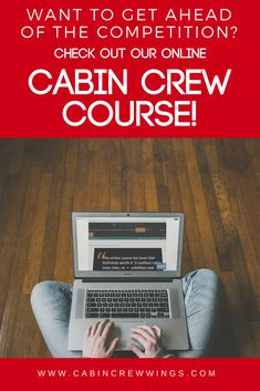 Online learning offers the very latest in career development opportunity. It's convenient, affordable and covers all the same know-how that you need to fly through the cabin crew selection process. Cabin Crew Recruitment, Cabin Crew Jobs, Crew Hair, Online S, How To Apply, How To Get, Career Development, Job S, Flight Attendant