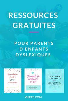 Ressources | Dyslexie | Enfants dyslexiques