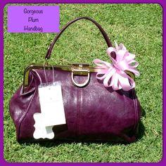 ead811a334 Purple Handbag-(NON BUNDLE ITEM PLEASE) Boutique
