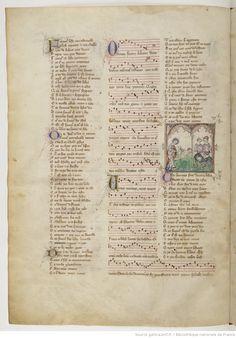 Anc. 6812  Date d'édition :  1301-1400  Français 146   Folio 3v