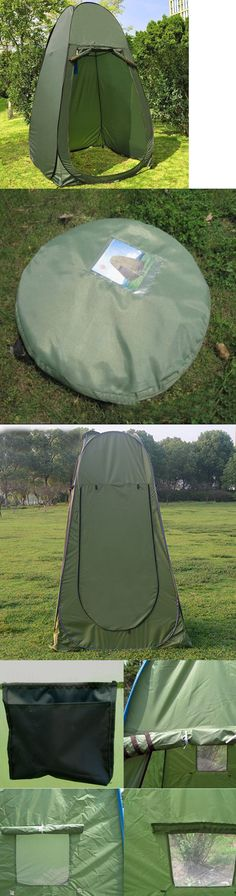 Other Tents and Canopies 179019: Portable Shower Privacy Shelter Room Changing Pop Up Toilet Tent Beach Dressing -> BUY IT NOW ONLY: $38.47 on eBay!