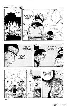 Naruto Ch.23 Page 17 - Mangago