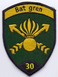BAT GREN 30 Special forces & grenadiers