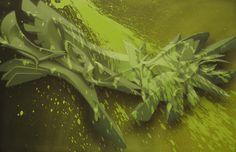 Splashes and stains by Peeta EAD RWK, via Behance