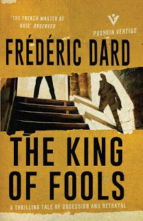 See all my book reviews at JetBlackDragonfly.blogspot.ca : The King of Fools by Frederic Dard