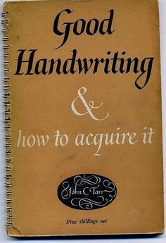 How to Improve Your Handwriting Style in 7 Steps. My 17 yr old grandson can not read cursive. They don't teach it to kids anymore. A dying art. #ImproveYourHandWriting #JustHandwriting!