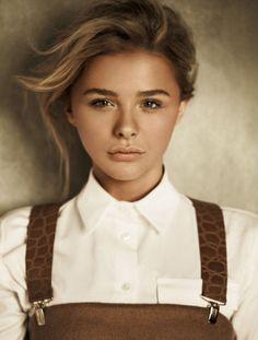 Chloë Grace Moretz  ingles-aleman