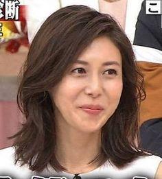 「松嶋菜々子 ヘアスタイル」の画像検索結果