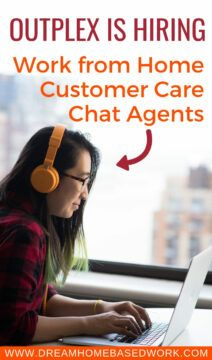 Work at Home Customer Care Online Chat Jobs with Outplex Outplex, formerly referred to as is currently hiring work at home personnel who can work as customer service representatives! You can find more information here! Earn Money From Home, Earn Money Online, Online Jobs, Online Careers, Online Courses, Home Based Work, Work From Home Tips, Work At Home, Marketing Program