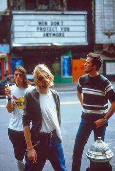 vintage everyday: Nirvana, 1993