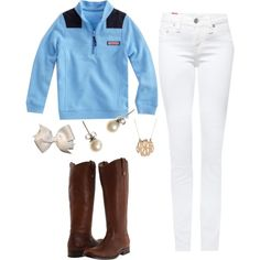 """""""Spring Look"""" by thevirginiaprep on Polyvore"""
