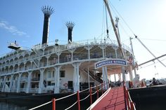 Get the feel of what it was like in the Steamboat days: Call Travelwizard.com 1 800 330 8820