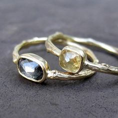 Kristin Coffin rings