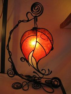 I found 'Hand Made/Custom Made Italian Fairy Table Lamp' on Wish, check it out! Stained Glass Lamps, Stained Glass Projects, Mosaic Glass, Glass Art, Cool Lighting, Lighting Design, Lamp Light, Light Up, Lampe Art Deco