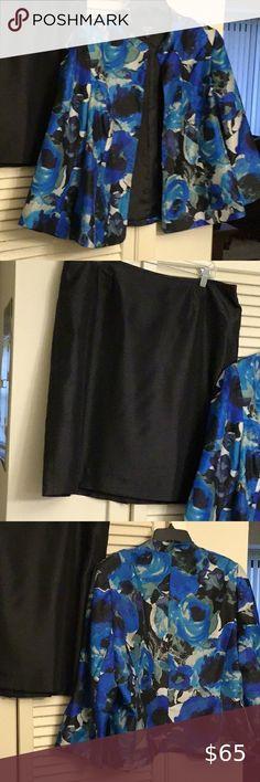 $282 MARC NEW YORK Mens CLASSIC FIT BLACK BLAZER SPORT COAT SUIT JACKET SIZE 40S