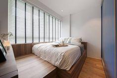 Camera da letto in stile translation missing: it.style.camera-da-letto.scandinavo di Eightytwo Pte Ltd
