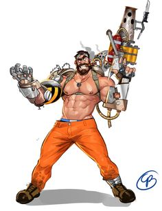 Captain Muscled +18 : chesschirebacon: Junk Freak Graves, I wanted to...