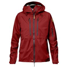 Order Fjallraven Womens Keb Eco-Shell Jacket today from Cotswold Outdoor ✓ Price Match Promise ✓ Product Warranty ✓ Expert Advice Hooded Raincoat, Hooded Jacket, Raincoats For Women, Jackets For Women, Women's Jackets, Outerwear Jackets, Trekking, Climbing Harness, Running In The Rain